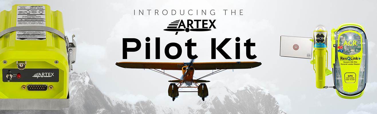 Artex   pilots kit   lead