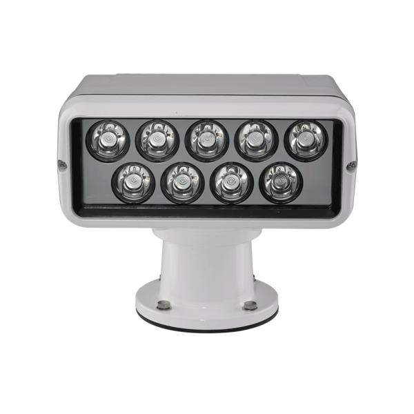 Rcl 100 led searchlights front view