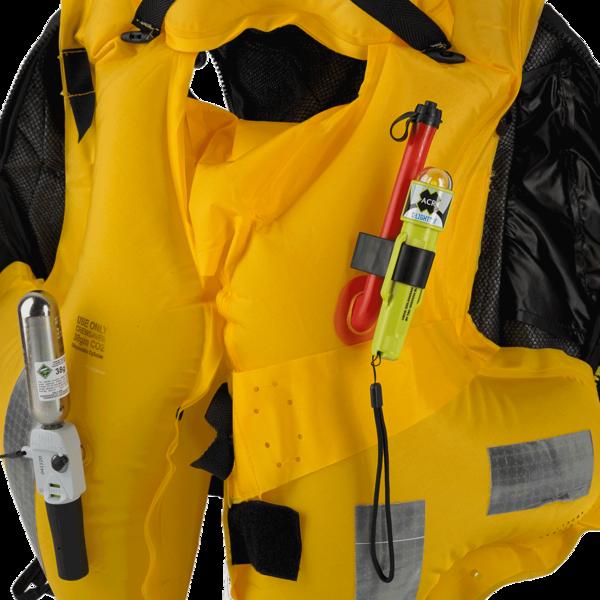 C light strobe marker lights life jacket