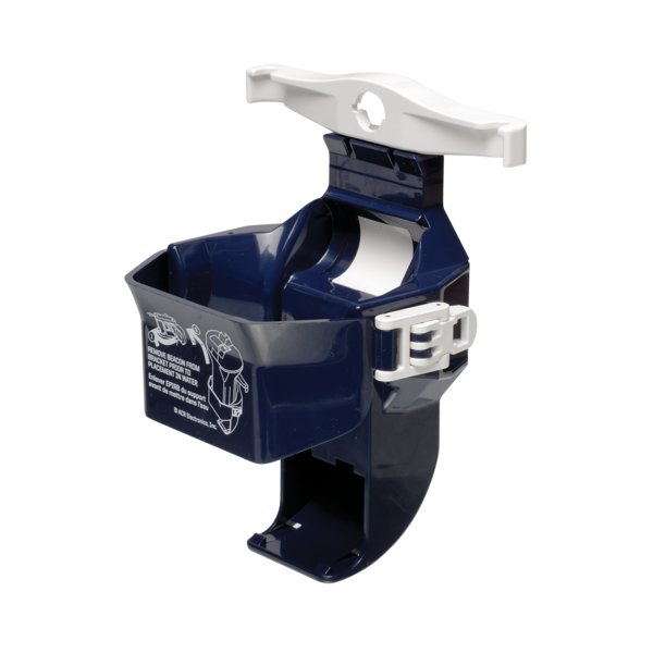 Acr   product   lowpro 3 cat 2 epirb bracket   right angle
