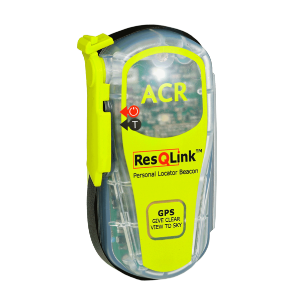 Resqlink with strobe plb right view